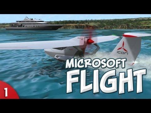 Игра Microsoft Flight Simulator X Deluxe Edition Скачать