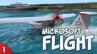 Let's Play Microsoft Flight - First Impressions