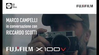 NOC-TECH - Fujifilm X100V con Marco Campelli e Riccardo Scotti