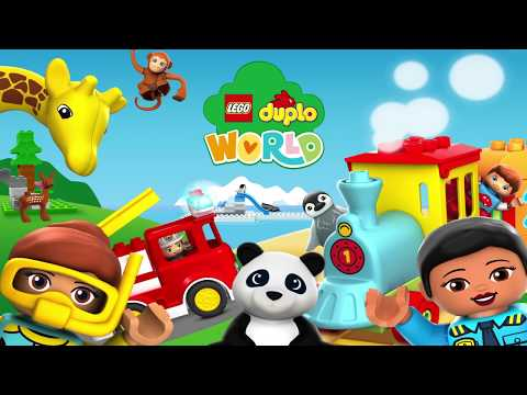LEGO® DUPLO® WORLD For Pc - Download For Windows 7,10 and Mac