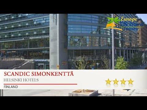 Scandic Simonkenttä - Helsinki Hotels, Finland