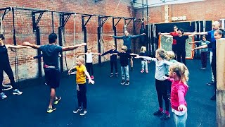 CROSSFIT KIDS PARIS