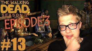 RARE VERWELKOMING.. - The Walking Dead Season 2 - Episode 3 - #13