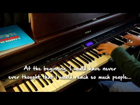 Clannad - The Place Where Wishes Come True (piano)