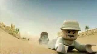 LEGO Indiana Jones mini movie