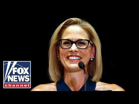 Kyrsten Sinema becomes Arizona's first female senator
