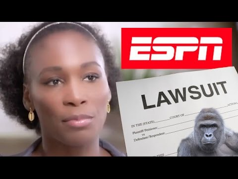 ESPN Sued for Social Justice Warrior Stupidity