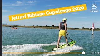 Jetsurf Bibione Pineda capalonga 2020