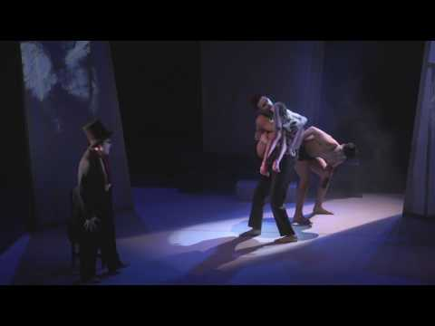 Recorded stream of Birmingham School of Acting students performing The Cabinet of Dr. Caligari.