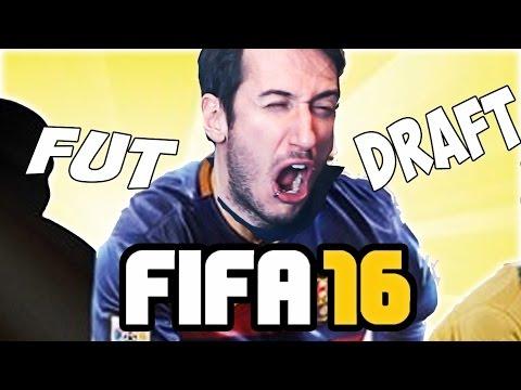 FIFA 16 ULTIMATE TEAM! PRIME PARTITE EPICHE CON MESSI  - Fut Draft (ilvostrocaroDexter)