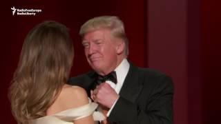 At Inaugural Ball, Trump Says Twitter Bypasses