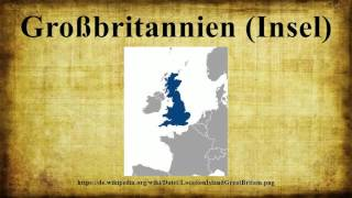 Großbritannien (Insel)