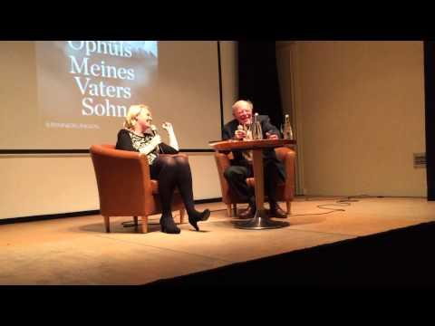 Marcel Ophüls im Gespräch mit Maria Ossowski (12.2.2015) Teil 3
