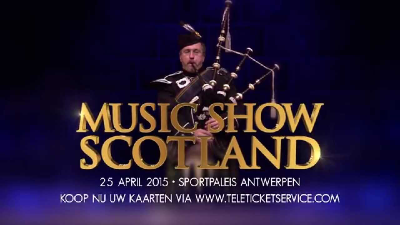 Sportpaleis Antwerpen 25 April 2015 Music Show Scotland Youtube