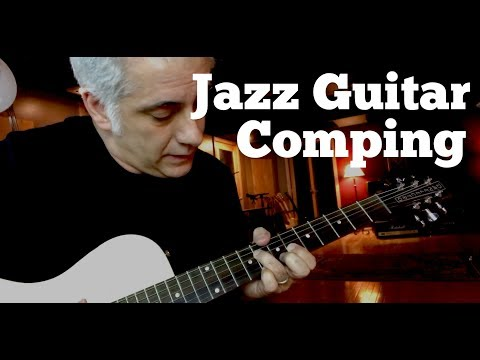 Jazz Guitar Lesson - Adding Chords To Your Solos