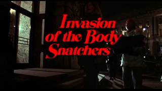 INVASION OF THE BODY SNATCHERS WEB TRAILER