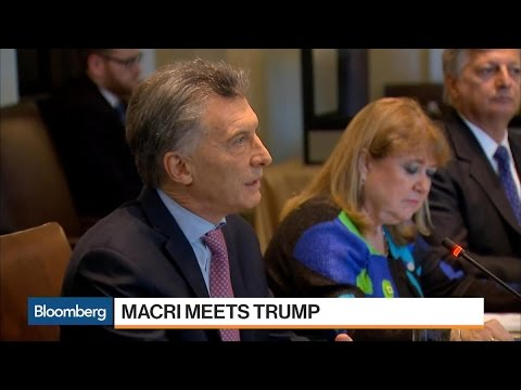What Argentina's Macri Needs From Trump