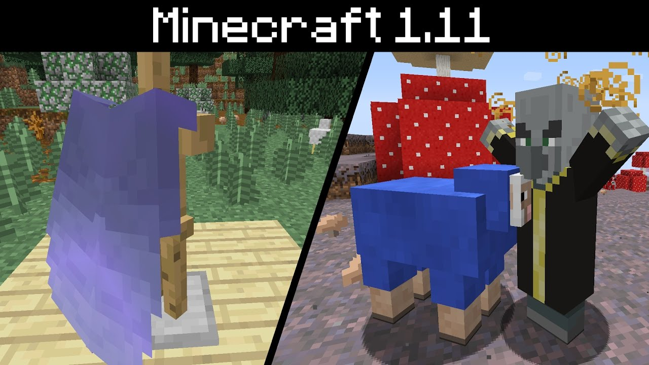 how to use an elytra in minecraft 1.11