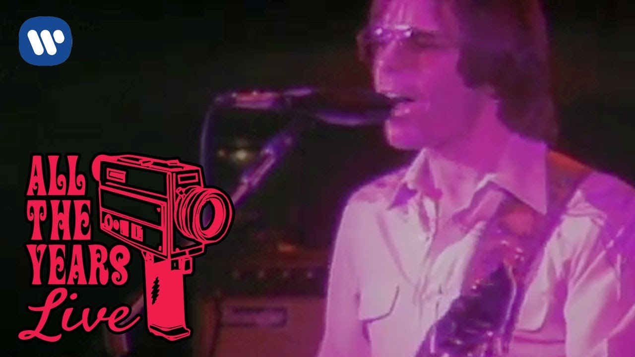 Grateful Dead - It's All Over Now (San Francisco, CA 12/31/78) [Official Live Video]