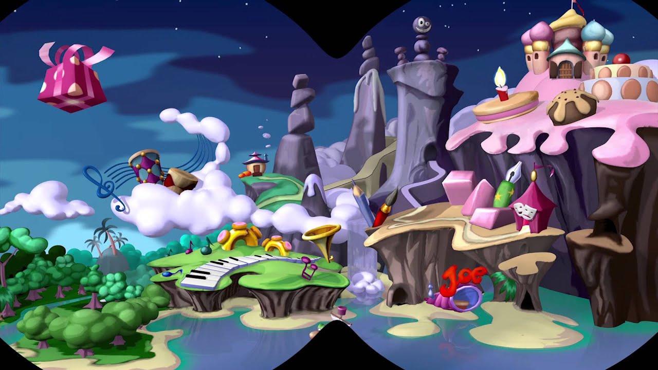 Rayman 1 HD Map Remake YouTube