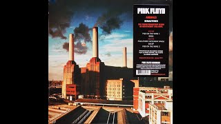 Pink Floyd - Pigs On The Wing 2 - Vinyl recording HD