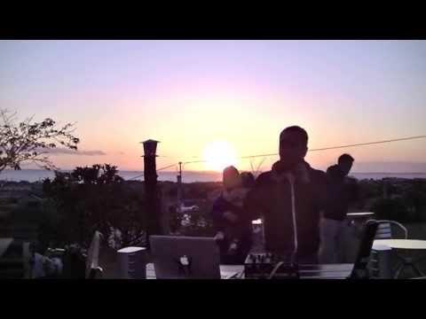 "Tokyo Electric Funk Set ""KIREI-綺麗"" vol.8 @Uraga Channel, Tokyo bay"