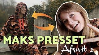 BYTTER TØJ I 3 DAGE / MAKS PRESSET ft. Jackie Klink & Anders Theodor