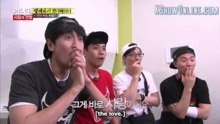 Video [ENGSUB] Haha and Byul pick the same floor | Running Man 251 download MP3, 3GP, MP4, WEBM, AVI, FLV Mei 2018