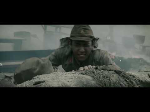 Letters From Iwo Jima. (Airstrike Scene).