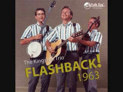 Blowin In The Wind  The Kingston Trio
