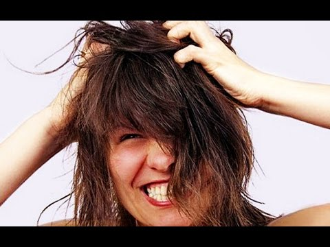 Почему чешется голова - причины, лечение зуда кожи головы