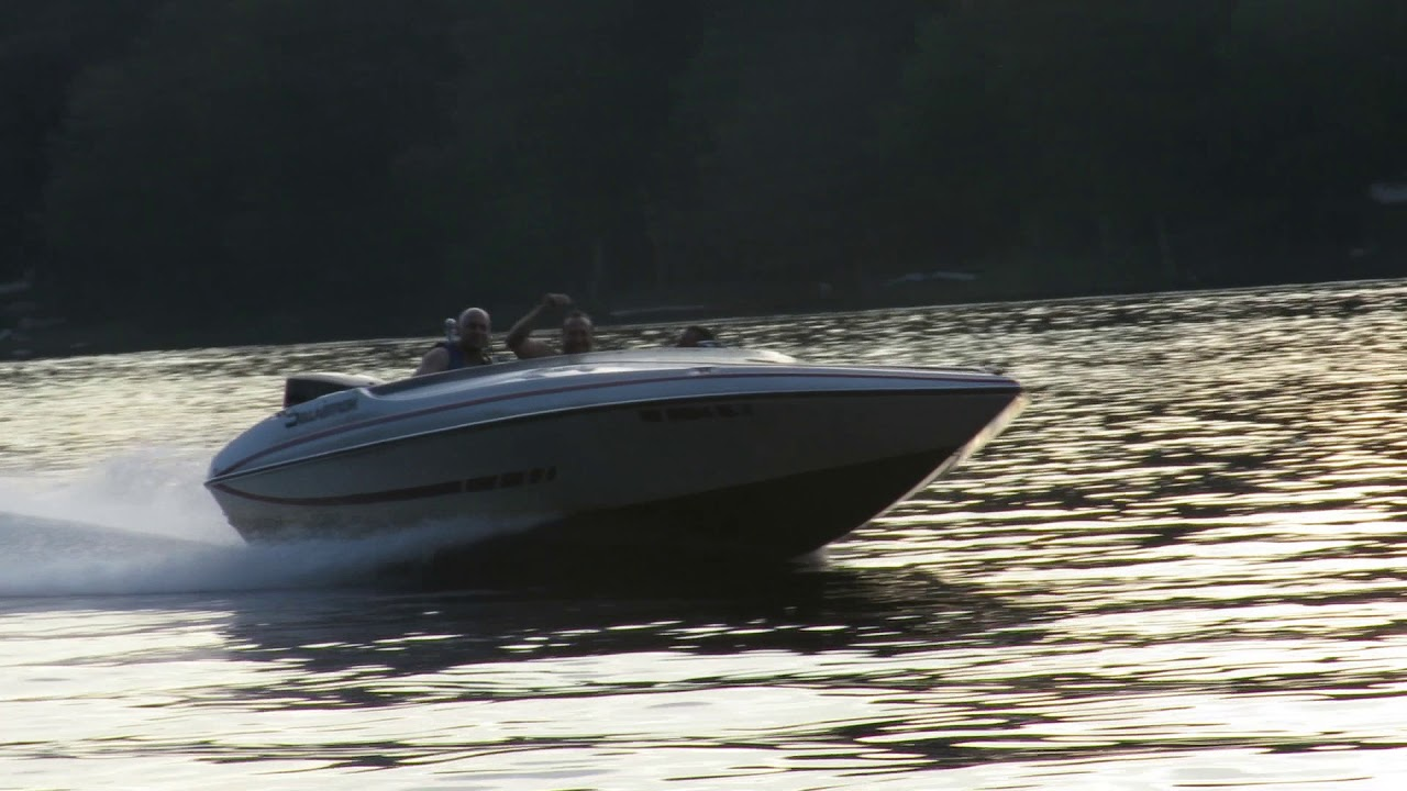 Waterskiing Silver Lake