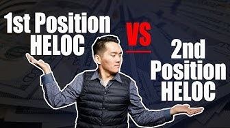 1st VS 2nd Position HELOC: Which One Is Better?