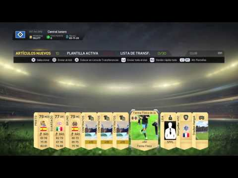 REACCION EPICA! - Pack Opening FIFA 15 Ultimate Team - PS4