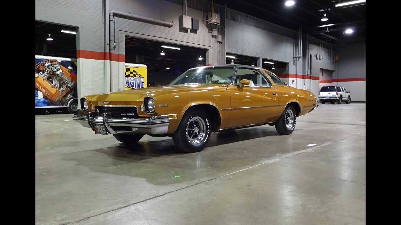 1973 Buick Century Gran Sport GS Stage 1 in Gold & 455 ...
