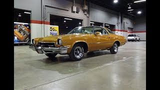 1973 Buick Century Gran Sport GS Stage 1 in Gold & 455 Engine Sound My Car Story with Lou Costabile