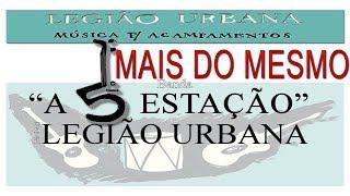 Baixar MAIS DO MESMO - Legião Urbana - A Quinta Estação - ao vivo Teatro Padre Bento - Guarulhos SP ♫