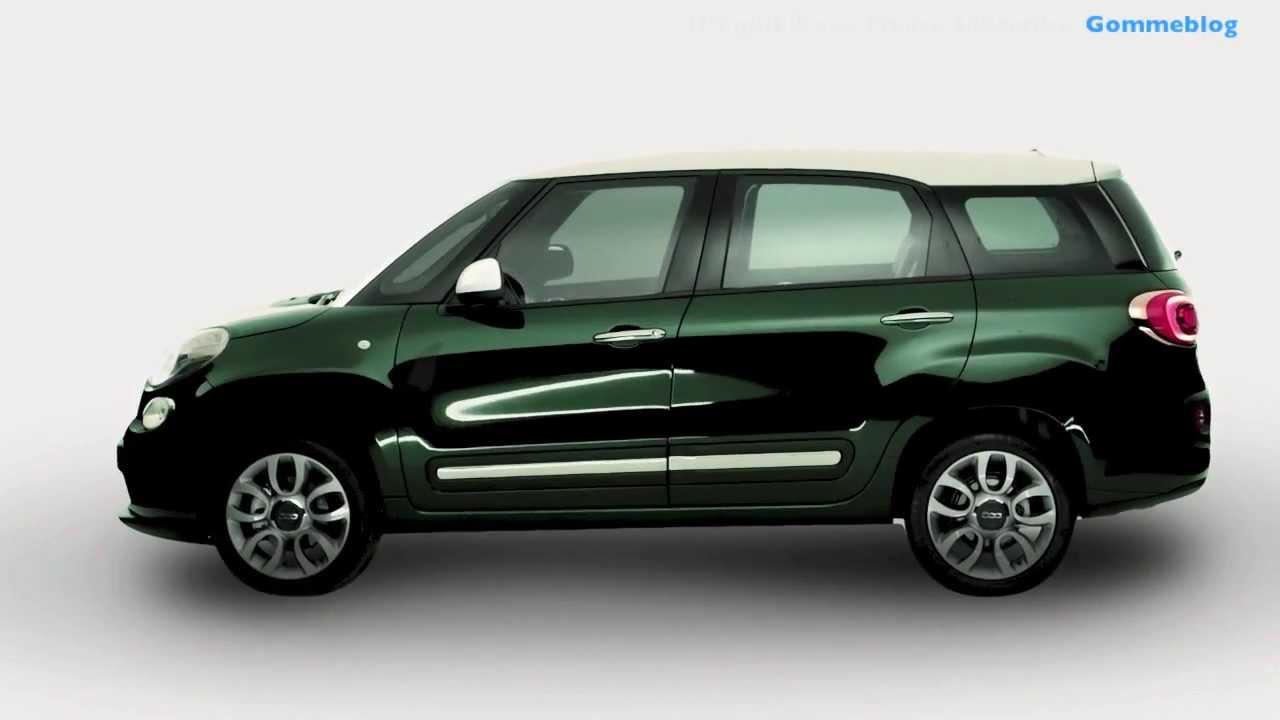 Fiat 500l Living Caratteristiche Tecniche