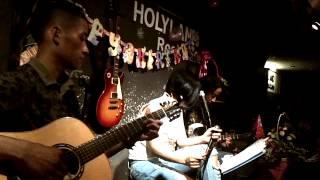 Chia tay trong mưa - Sinh nhật chị Chanh - Holyland rock bar - 2015/06/06