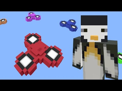 Minecraft Xbox - Sky Wars - Fidget Spinner (Built By SB737)