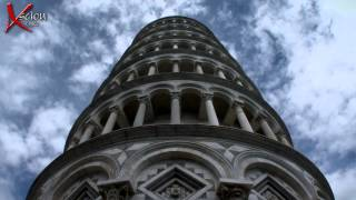 A Day in Pisa, Italy 4k