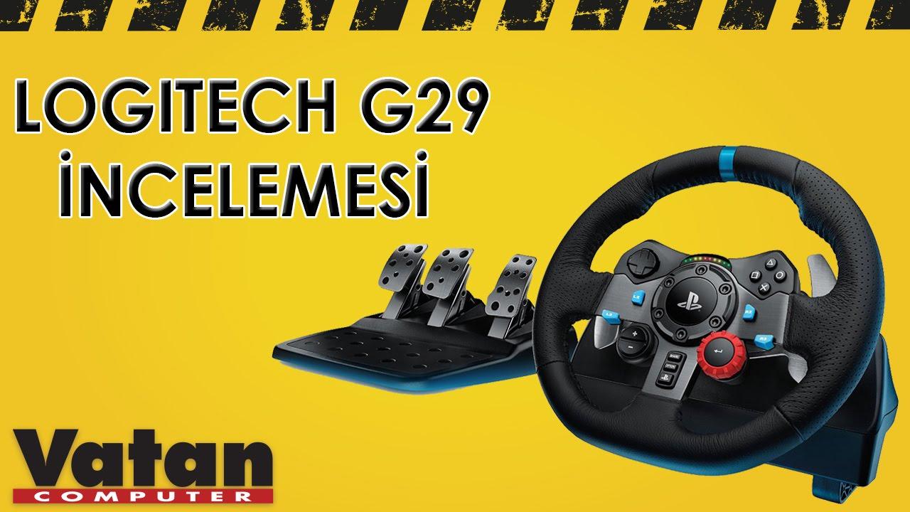 67ff45c36e0 LOGITECH G29 DRIVING FORCE PS3/PS4 DIREKSIYON - Vatan Bilgisayar