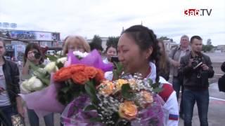 Чемпионка мира из Забайкалья довела своих родителей до слёз