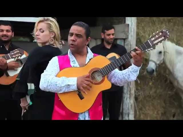 Les Moulins de mon coeur - Ricardo The Gipsy Key & Emma Zimmerman (Official)