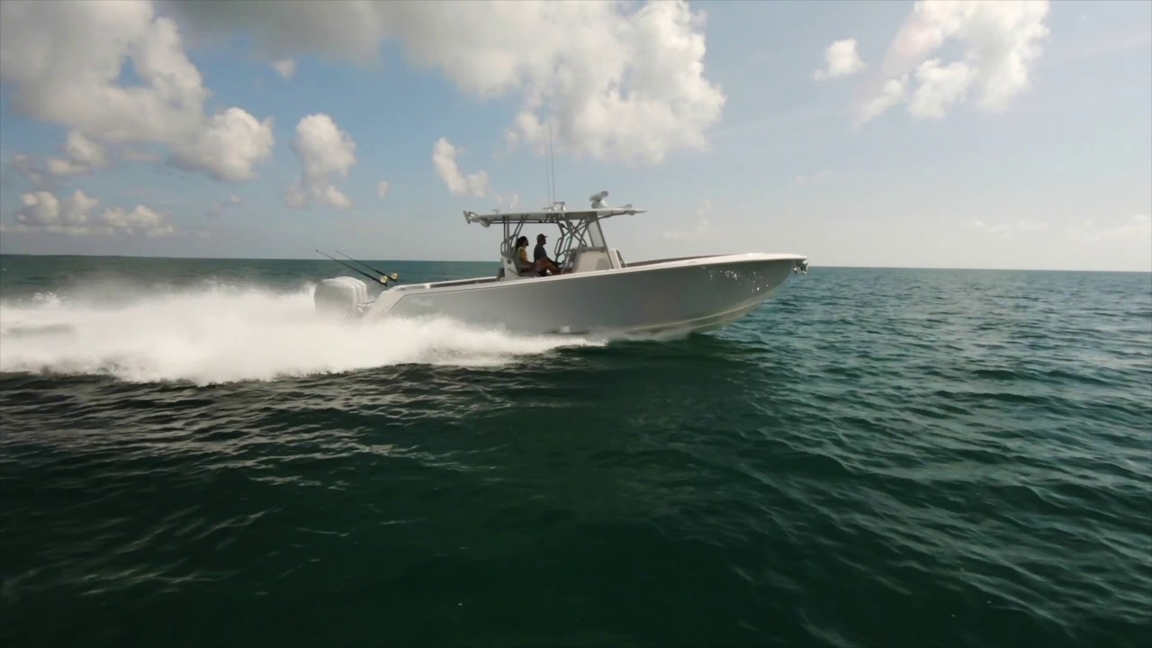 Seavee Boats High Performance Sport Fishing Boats