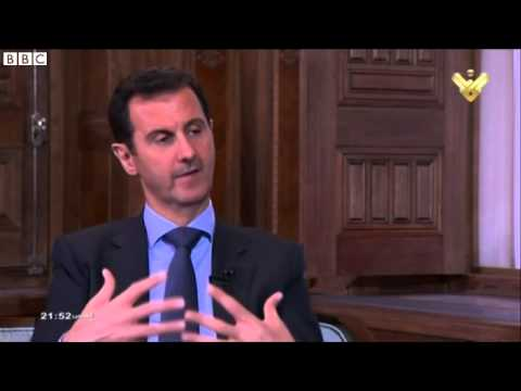 Syria's Bashar al-Assad: 'We trust the Russians'