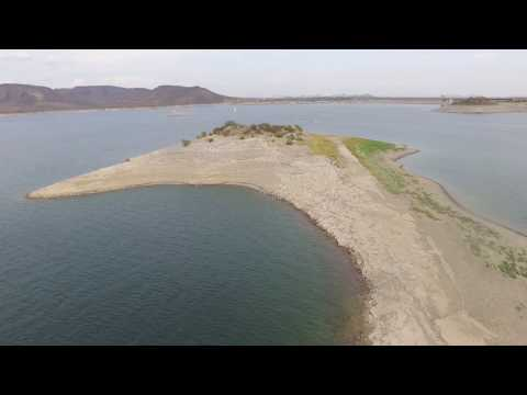 DJI_Phantom 3_ Lake Flight