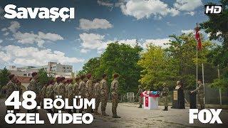 Türkistanlı Şehit Teğmen Kürşat Kınık son yolculuğuna uğurlanıyor... Savaşçı 48. Bölüm