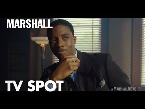 "MARSHALL - ""Thurgood & Sam"" - In Theaters October 13"