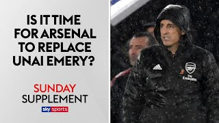 Is It time for Arsenal to replace Unai Emery? | Sunday Supplement | Full Show